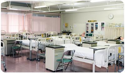 准看護科実習室